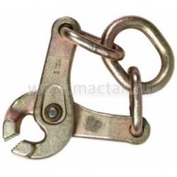 Кузовной зажим, 3 т, ножничного типа МАСТАК 112-10103