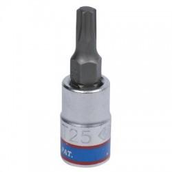 """Насадка (бита) торцевая 1/4"""", TORX T25, L 37 мм KING TONY 203325"""