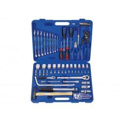 Набор инструментов  75 предметов KING TONY 7075MR01