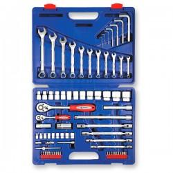 Набор инструментов 77 предмета МАСТАК Plus M-077C