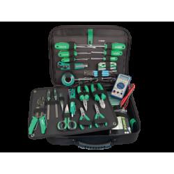 Набор инструментов электрика, 33 предмета UNISON 90233PQ01US