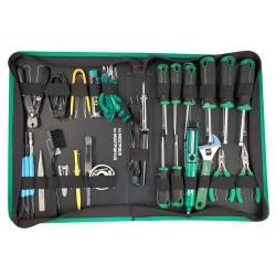 Набор инструментов электронщика, 27 предметов UNISON 90227PQ01US