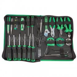 Набор инструментов электрика, 22 предмета UNISON 90122PQ01US