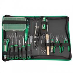 Набор инструментов электронщика, 24 предмета UNISON 90324PQ01US