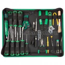 Набор инструментов электронщика, 20 предметов UNISON 90120PW01US