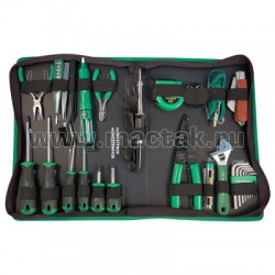 Набор инструментов универсальный, 27 предметов UNISON 90127PW01US